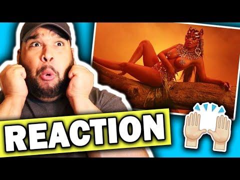 Nicki Minaj - Ganja Burn (Music Video) REACTION