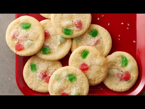 Easy Gumdrop Cookies | Betty Crocker Recipe