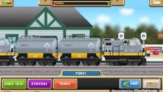 Pocket train freighter 2 train(8)
