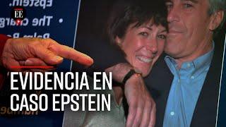 Los Comprometedores Correos Entre Jeffrey Epstein Y Ghislaine Maxwell    El Espectador