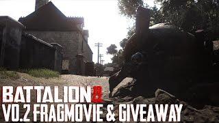 Battalion 1944 - Alpha v0.2 Fragmovie & Giveaway Info