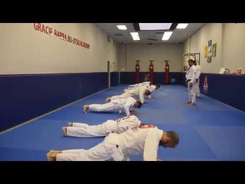 Jiu-Jitsu Fundamentals at Gracie Barra Santa Barbara