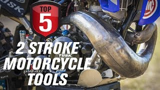 Top 5 Must Have 2 Stroke Motorcycle Tools