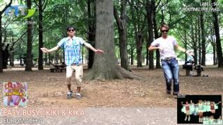 【パラパラ】EASY BUSY / KIKI & KIKA