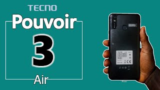Tecno Pouvoir 3 Air long-term review & unboxing | Worth N30,000/$86?