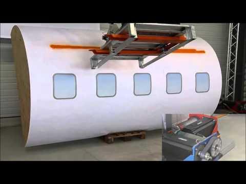 <p>COGIRO; Robot à câble pour un fonctionnement agile dans les grands espaces de travail (anglais)</p>