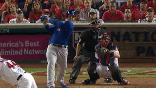 CHC@WSH Gm1: Rizzo laces an RBI double down the line