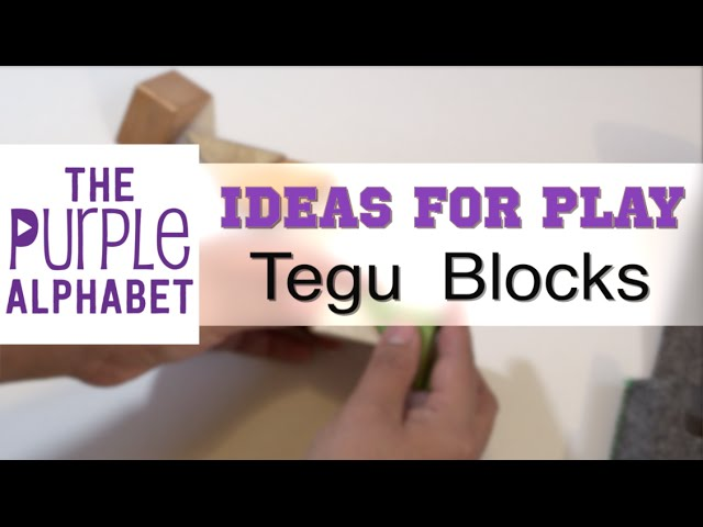 Tegu Magnetic Blocks and Activity Ideas