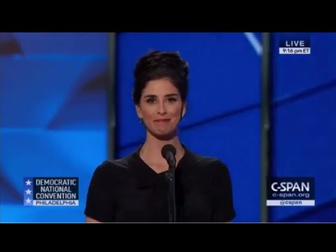 Sarah Silverman Democratic National Convention FULL Speech 7 ...