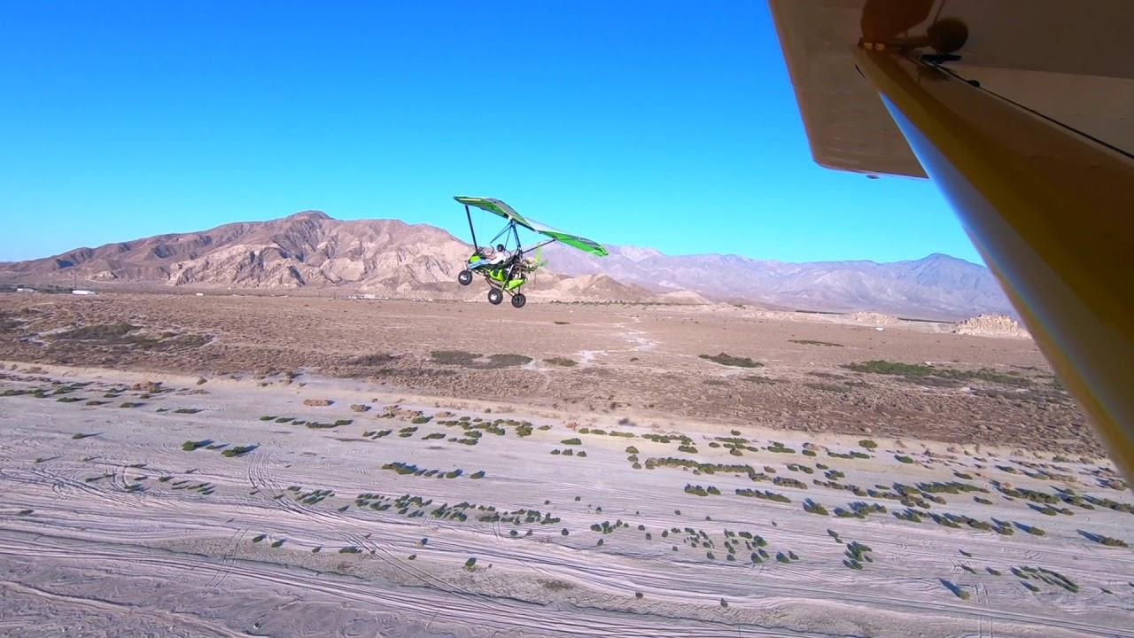 Wild Sky Goat — Kestrel Aviation Services