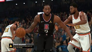 Warriors Vs Clippers Full Game Highlights Nba Today January 10th, 2020 | Nba 2k