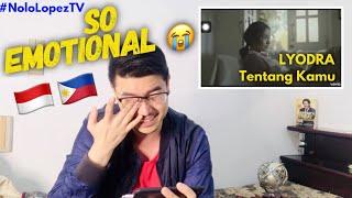 Download lagu Singer Cries Over LYODRA | Tentang Kamu Official Music Video | NoLo React