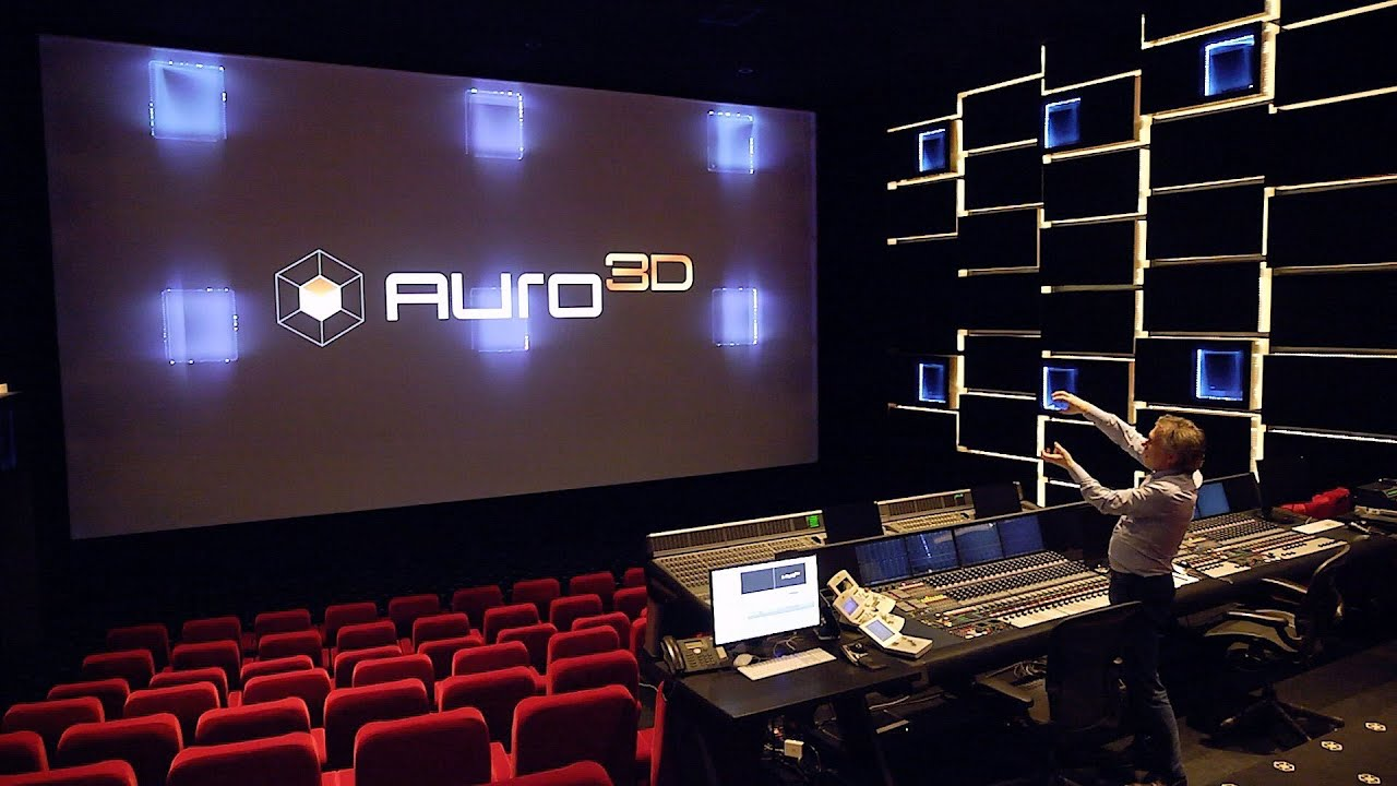 Dolby Atmos The Future Of Surround Sound? Auro 3d - Youtube