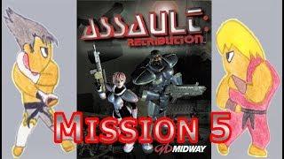 PSX - Assault Retribution: Mission 5 – Science Lab - Let