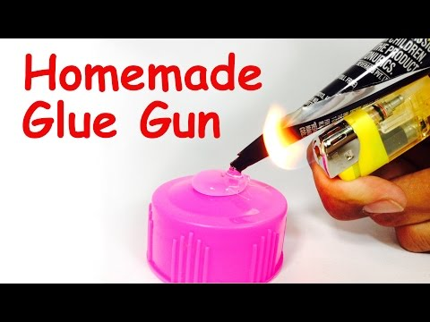 How To Make HOT GLUE GUN At Home | DIY - EASY