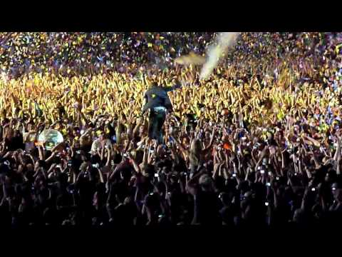 Coldplay   Lovers In Japan, Wembley Stadium HD