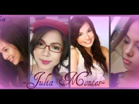 Dedicated to Julia Montes