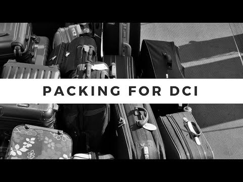 DCI Packing Video