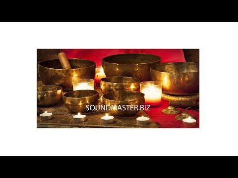Бинауральная музыка для релаксации и медитации