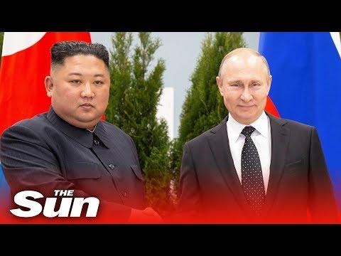 Kim Jong-un and