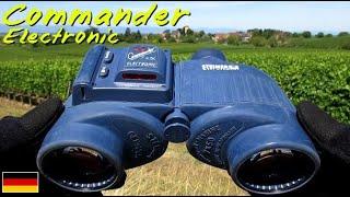 видео Бинокль Steiner Commander Global 7x50 (арт.7830)