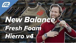 New Balance Fresh Foam Hierro v4- New