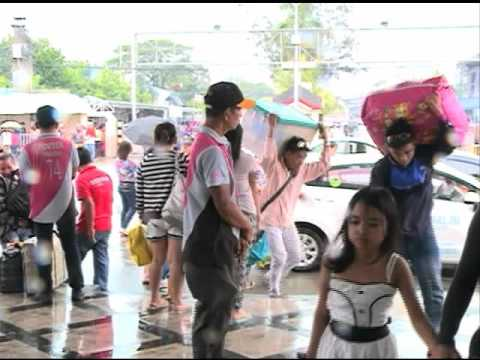 Hundreds of passengers stranded in Cebu City ports