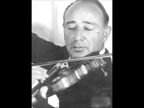 Bronislaw Gimpel plays Tchaikovsky. Violin Concerto, op. 35 (1960s, from LP)