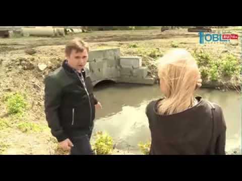 Реку Миасс избавят от сливов из ливневок