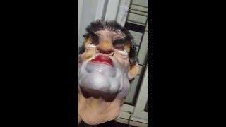 Mask horrorhalloween 5brute mask Good vision
