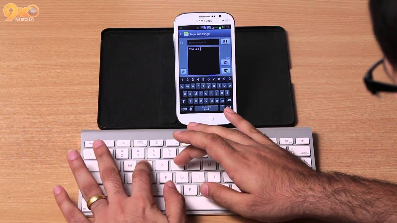 Phone Bluetooth Keyboard And Mouse For Android Phone connecting a bluetooth keyboard to samsung android youtube android