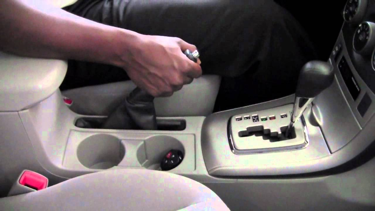 2011 | Toyota | Corolla | Parking Brake | How To by Toyota