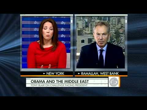 Blair on Obama's Middle East challenge