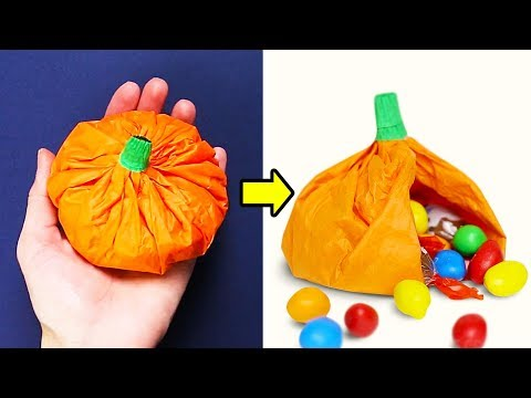 20 SPOOKY BUT CUTE HALLOWEEN CRAFTS AND HACKS
