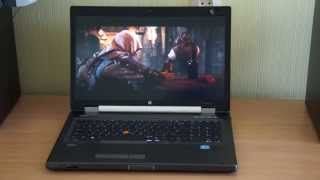 HP EliteBook 8770W DreamColor 2 FullHD
