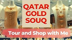 Gold Souq Qatar - Tour and Shop with Me | Plus More Tips! (2020)