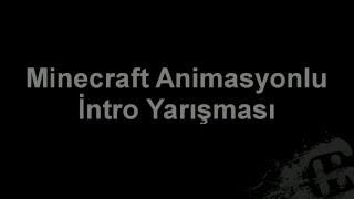 TheFirePunch Minecraft Animasyonlu İntro Yarışma Sonuçları |HG Animation|