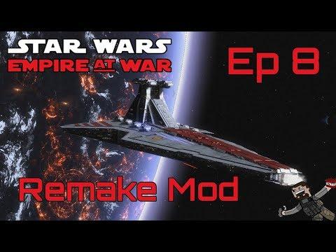 Star Wars Empire At War (Remake Mod) Rebel Alliance - Ep 8