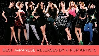 Best Japanese Releases by K-POP Artists