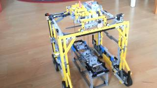 LEGO Technic Portalkran