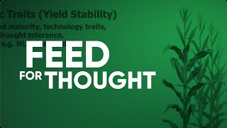 Feed for Thought: Silage