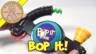 Bop It Extreme Spin Pull Twist & Flick It, 1998 Hasbro Game