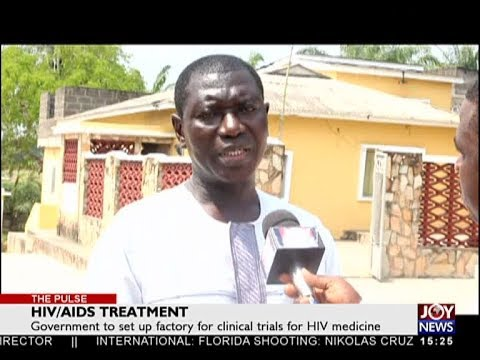 HIV/AIDS Treatment - The Pulse on JoyNews (16-2-18)