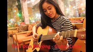 Guitar Tình Đơn Phương - cover by Sam Linh