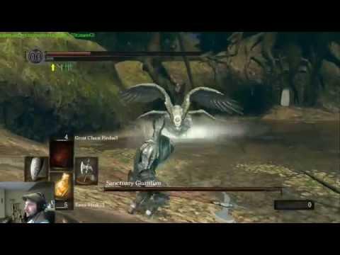 Dark Souls - Drunkthrough Part 34: The DLC Buttering Begins
