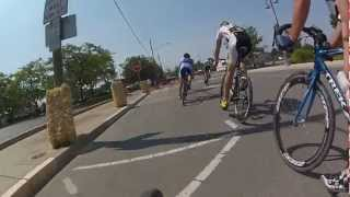 Parkview Cycling Festival CAT 3/4 Crit - Entire Race - GoPro HD Hero2
