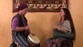 Rhythm Bazaar - Beledi - Ashiko & Doumbek Duet
