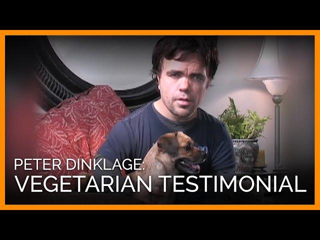 Resultado de imagen para Peter Dinklage vegan
