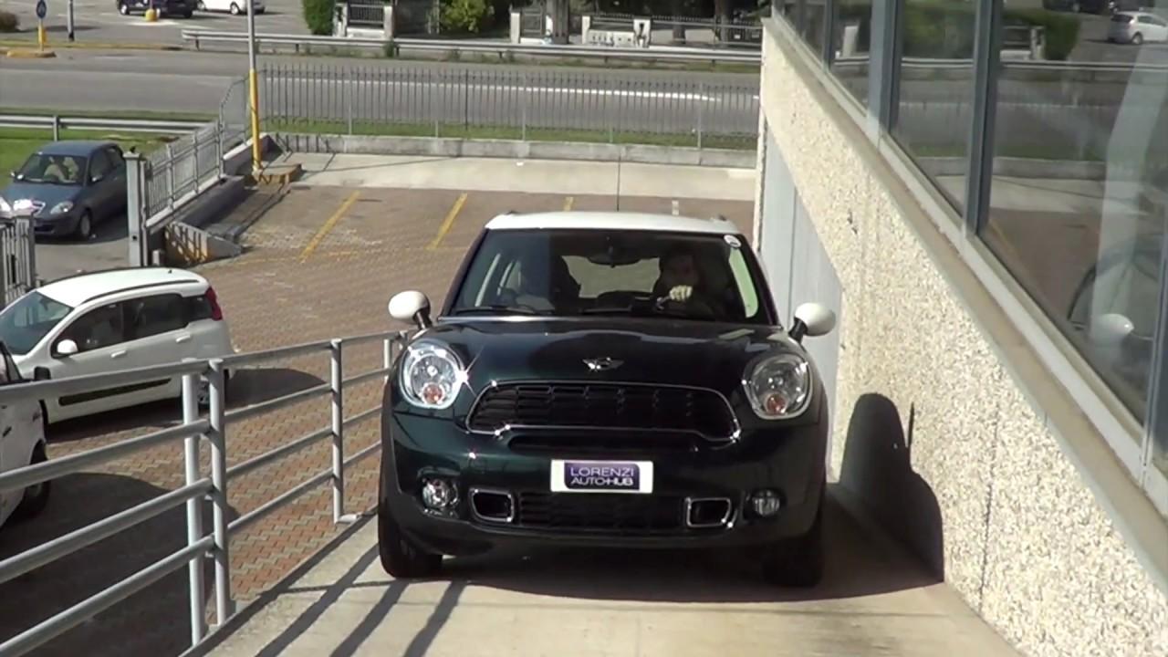 Mini Cooper Sd Countryman All4 Automatica Lorenzi Auto Hub Youtube