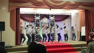 Флешмоб мам 53 школа выпускной 2019 Гомель